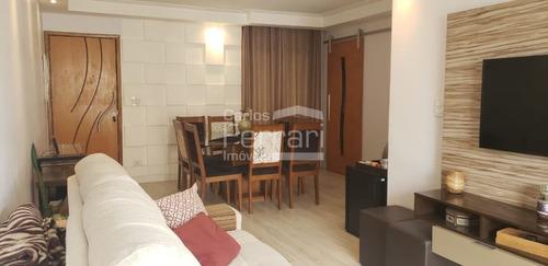 Apartamento Todo Montado Pronto Para Morar Mandaqui Zn - Cf33907