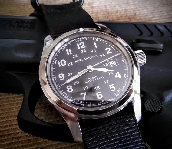 Hamilton Khaki 42mm - Militar