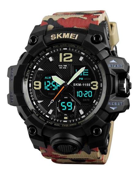 Relógio Masculino Skmei 1155 Digital Prova D