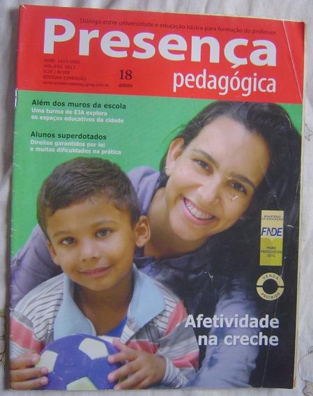 Revista Presença Pedagógica Nº 109 - Jan/fev. 2013
