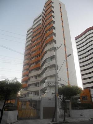 Apartamento Lazer Completo, 3 Quartos, Elevador - Papicu