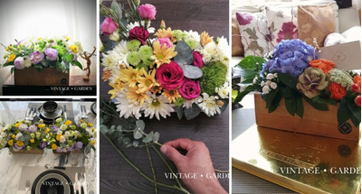 Caja Florales