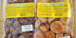 Galletitas Bread Net Sin Azucar, Local A La Calle!!