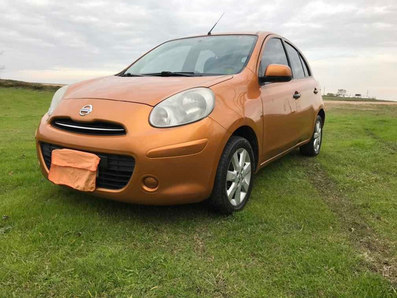 Nissan March 1.6 Advance Mt 2012