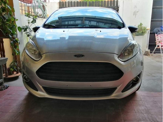 Ford Fiesta Kinetic Design 1.6 Sedan Titanium 120cv 2014