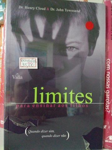 Livro Limites Para Ensinar Aos Filhos