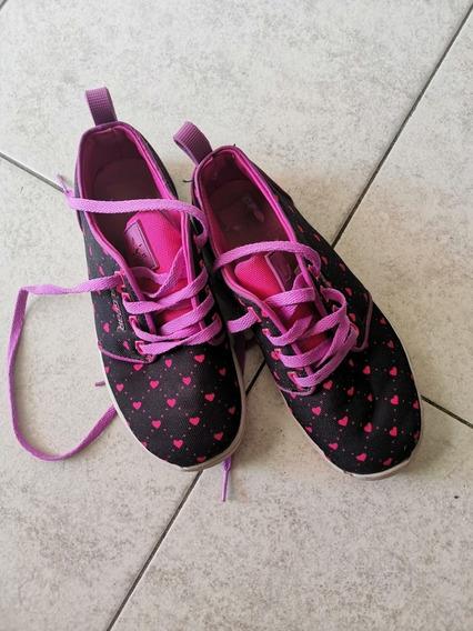 Zapatillas La Gear Corazones