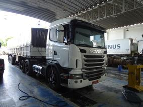 Scania G 420 6x2 Trucado 2010/2010 (vt)