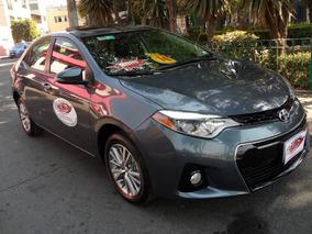 Toyota Corolla 1.8 S Man At 2014