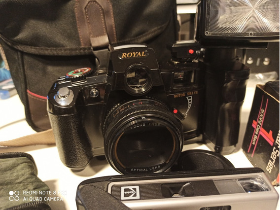 Maquina Câmera Fotográfica Coleção Antigas