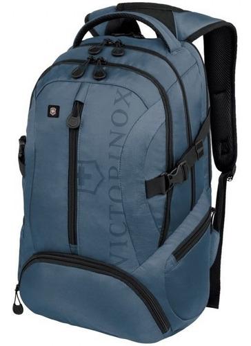 Imagen 1 de 1 de Mochila Scout Azul Para Laptop De 16 / 41 Cm Victorinox