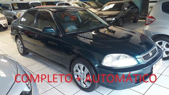 Honda Civic Lx 1998 Automatico