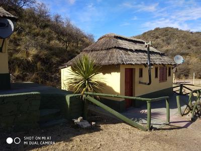 2 Casas - Cabañas En : Barrio Cuarzo - El Trapiche U$s 34900