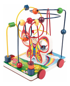 Aramado Borboleta Brinquedo Pedagógico Carlu