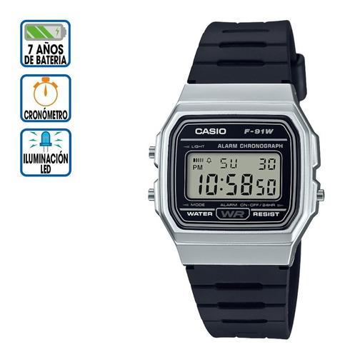 Reloj Casio Core Digital F-91wm-7