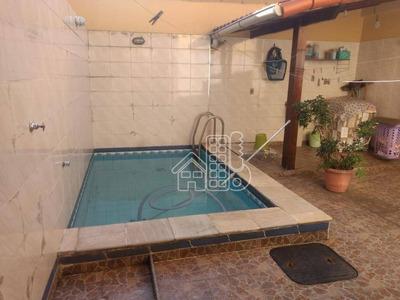 Casa Excelente No Fonseca - Ca0888