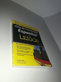 Guia De Conversação Espanhol Para Leigos Dummies De Bolso