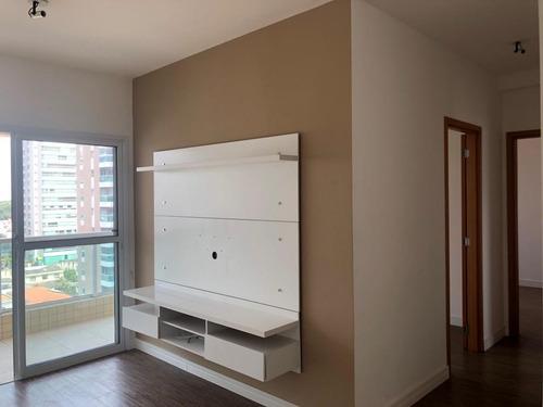 Apartamento Com 2 Dormitórios À Venda, 68 M² - Jardim Do Mar - São Bernardo Do Campo/sp - Ap64903