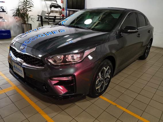 Kia Forte Ex Premium, Ta A/ac Aut Piel Cam Rev F Niebla