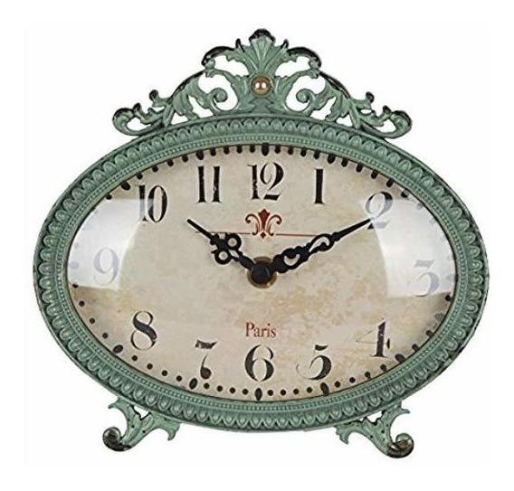 Reloj De Mesa Estilo Vintage