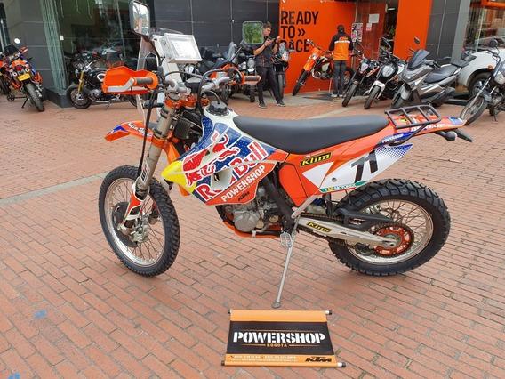 Ktm Exc 450 Rally