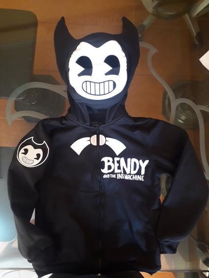 Sudadera Bendy And The Ink Machine, Bendy Envio Gratis