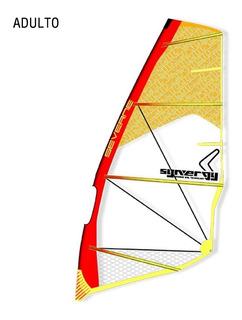 Vela Windsurf Progressive 2017 Severne Synergy Rig (complete