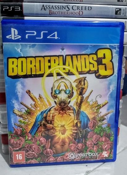 Borderlands 3 Mídia Física Playstation 4