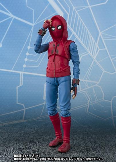 Homem Aranha - Spider Man Home Made Costume - S.h. Figuarts