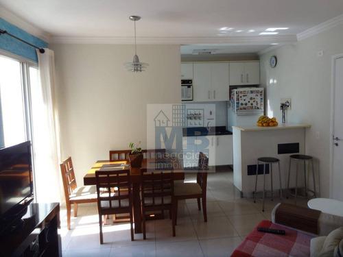 Imagem 1 de 16 de Apartamento Com 2 Dormitórios À Venda, 50 M² Por R$ 295.000,00 - Jardim Marajoara - São Paulo/sp - Ap4303