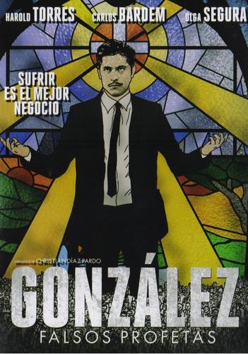 Gonzalez Falsos Profetas Carlos Bardem Pelicula Dvd
