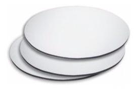 Bolacha Chopp - Porta Copo Para Sublimação - 50 Unidades