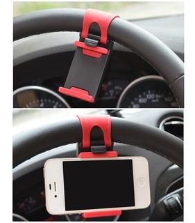 Soporte Para Celular Universal Volante Auto iPhone Samsung