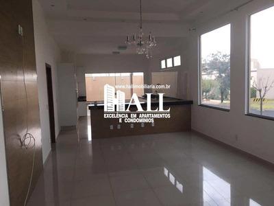 Casa De Condomínio Com 3 Dorms, Village Damha Mirassol Iii, Mirassol - R$ 727.000,00, 345m² - Codigo: 3308 - V3308