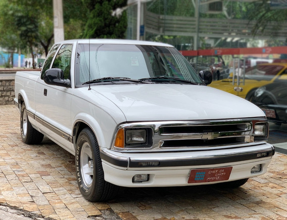 Chevrolet S10 Ls Americana - 1995