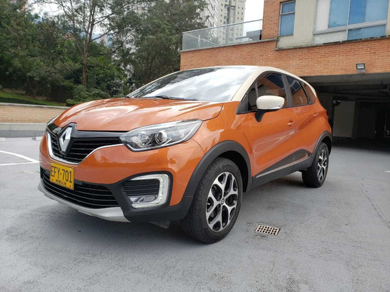 Renault Captur Intense 2.0l 2018