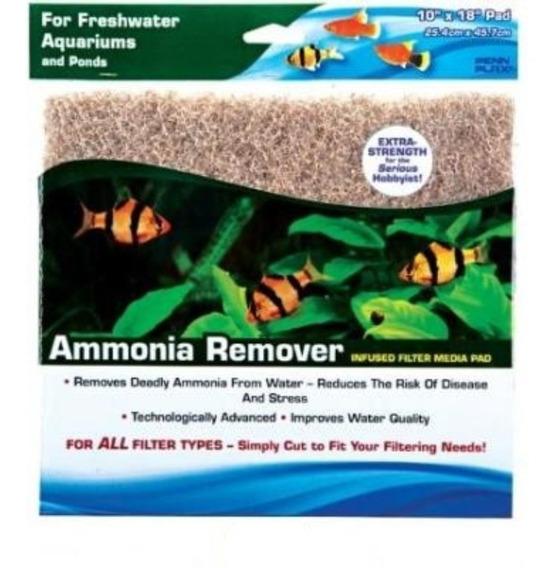 Lamina Ammonia Remover, Todo Tipo De Filtro,para Recortar