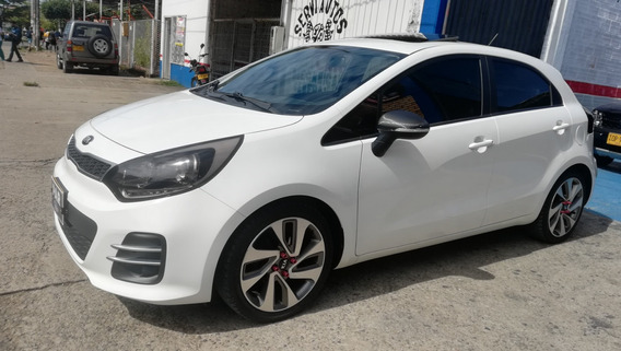 Kia Rio Summa Motor 1250 Modelo 2017 Unico Dueño Financiado