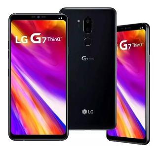 Celular Lg G7 Thinq Dual Chip Android 8.0 Vitrine Grade A