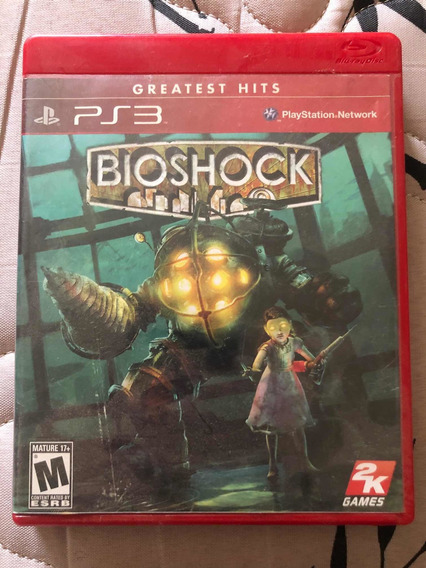 Jogo Bioshock Ps3