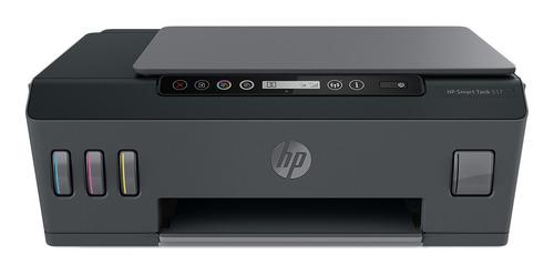 Imagem 1 de 4 de Impressora Multifuncional Hp Smart Tank 517 Wi-fi Bivolt
