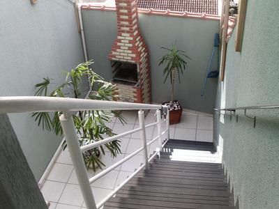 Sobrado Com 3 Dormitórios Para Alugar, 152 M² Por R$ 5.500/mês - Parque Do Carmo - São Paulo/sp - So10054