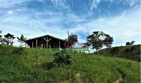 Sítio Com 3 Dormitórios À Venda, 150000 M² Por R$ 798.000 - Zona Rural - Queluz/sp - Si0028