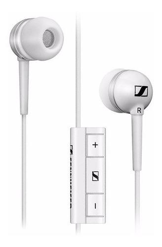 Auricular In Ear Sennheiser Mm 30g White Para Android.in Ear
