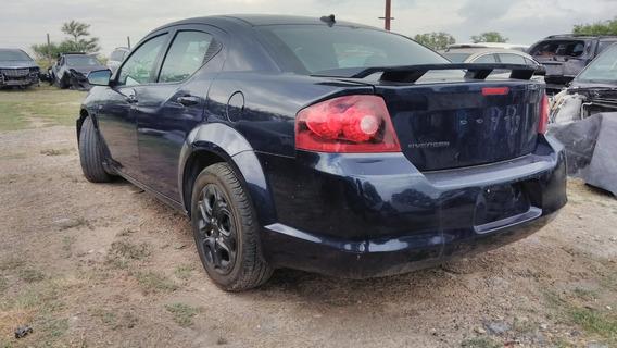 Dodge Avenger 2014 ( En Partes ) 2008 - 2014 Motor 2.4 Aut.
