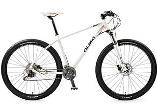 Bicicleta Olmo Raven Rod 26 Aluminio Shimano Freno Disco