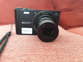 Camara Sony Dsc Wx350