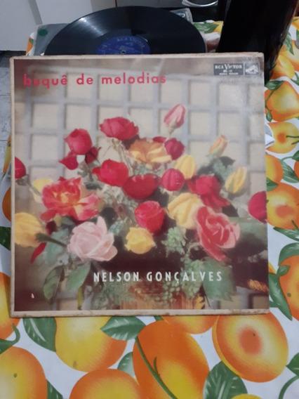 Lp Nelson Gonçalves _ Buque De Melodias