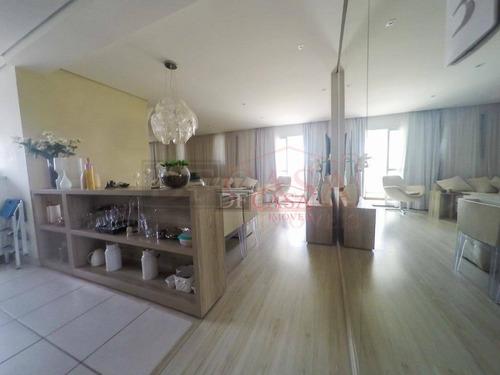 Imagem 1 de 30 de Apartamento Com 2 Dormitórios À Venda, 75 M² Por R$ 670.000,00 - Vila Carrão - São Paulo/sp - Ap4758