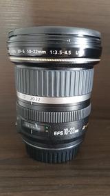 Lente Canon Efs 10-22mm